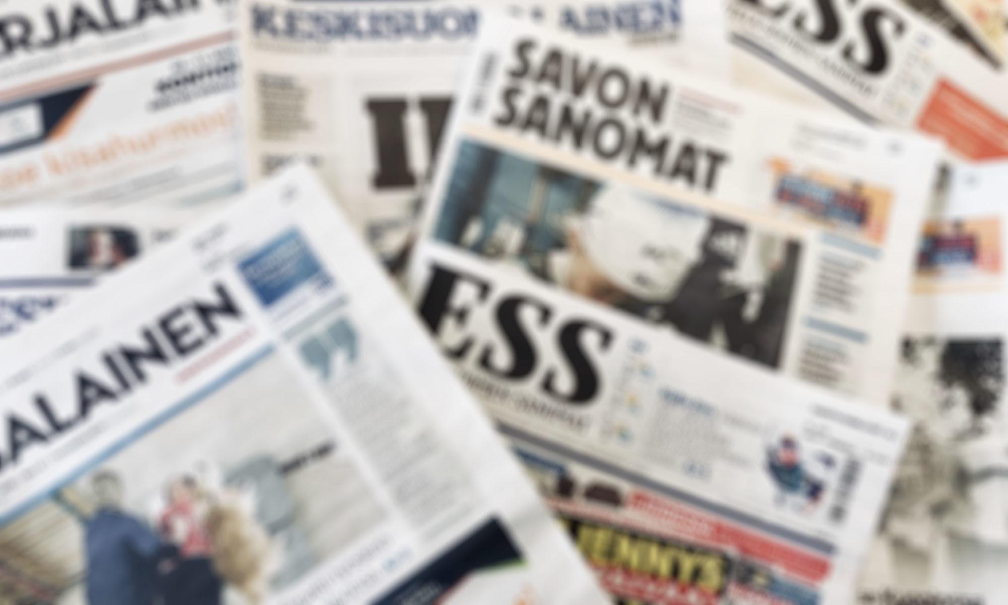 Uutissuomalainen, Teemasuomalainen ja Sunnuntaisuomalainen
